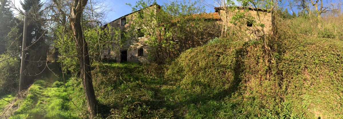 Un paese fantasma alle porte di Savona