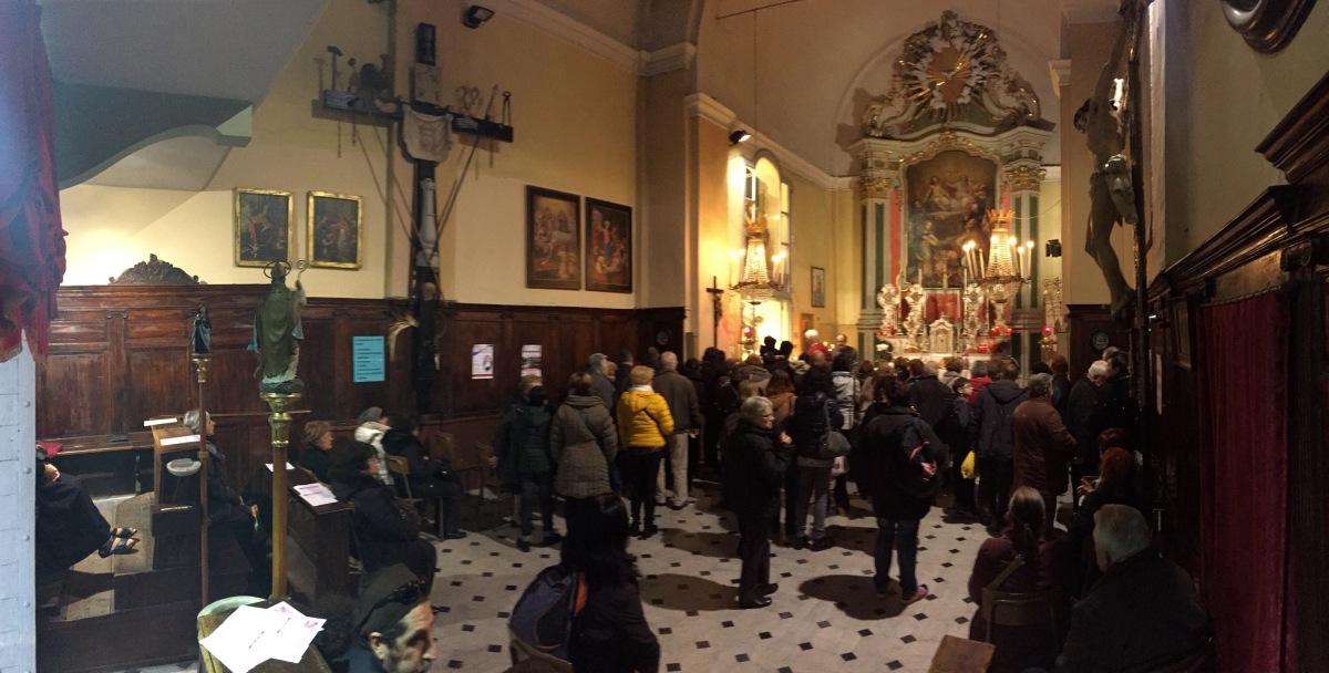 Savona: la tosap di Santa Lucia
