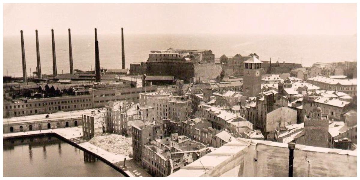 14 giugno 1940, le prime bombe su Savona e Vado